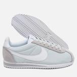 Женские кроссовки Nike Classic Cortez 15 Nylon Platinum/White фото- 2