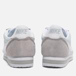 Женские кроссовки Nike Classic Cortez 15 Nylon Platinum/White фото- 5