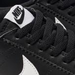 Женские кроссовки Nike Classic Cortez Leather Black/White фото- 6