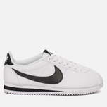 Женские кроссовки Nike Classic Cortez Leather White/Black/White фото- 0