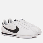 Женские кроссовки Nike Classic Cortez Leather White/Black/White фото- 2