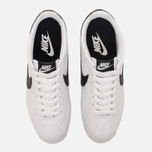 Женские кроссовки Nike Classic Cortez Leather White/Black/White фото- 4