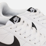 Женские кроссовки Nike Classic Cortez Leather White/Black/White фото- 5