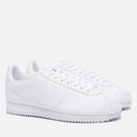 Женские кроссовки Nike Classic Cortez Leather White/White фото- 2