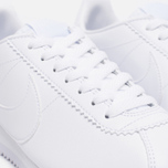 Женские кроссовки Nike Classic Cortez Leather White/White фото- 5