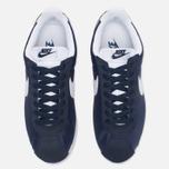 Женские кроссовки Nike Classic Cortez Nylon Obsidian/White фото- 4