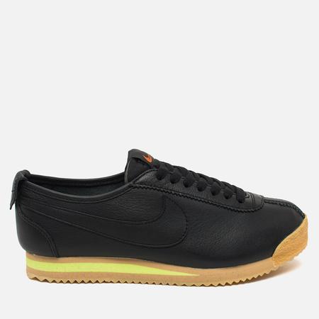 Nike Cortez 1972 Black Women's Sneakers Gum