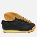 Nike Cortez 1972 Black Women's Sneakers Gum photo- 2