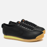 Nike Cortez 1972 Black Women's Sneakers Gum photo- 1