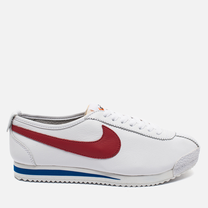 Женские кроссовки Nike Cortez 1972 White/Varsity Red/Game Royal