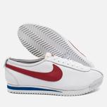 Nike Cortez 1972 Women's Sneakers White/Varsity Red/Game Royal photo- 2