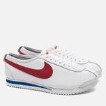 Nike Cortez 1972 Women's Sneakers White/Varsity Red/Game Royal photo- 1