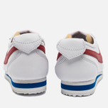 Женские кроссовки Nike Cortez 1972 White/Varsity Red/Game Royal фото- 3