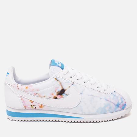 Nike Cortez Cherry Blossom Pack Women's Sneakers White/University Blue