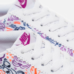 Женские кроссовки Nike Cortez Classic Print White/Dark Purple Dust/Total Crimson фото- 5