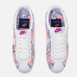 Женские кроссовки Nike Cortez Classic Print White/Dark Purple Dust/Total Crimson фото- 4