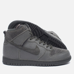 Женские кроссовки Nike Dunk High Premium Midnight Fog/Matte Silver фото- 1