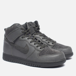 Женские кроссовки Nike Dunk High Premium Midnight Fog/Matte Silver фото- 2