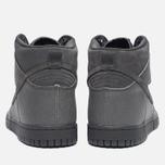 Женские кроссовки Nike Dunk High Premium Midnight Fog/Matte Silver фото- 3