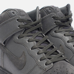 Женские кроссовки Nike Dunk High Premium Midnight Fog/Matte Silver фото- 5