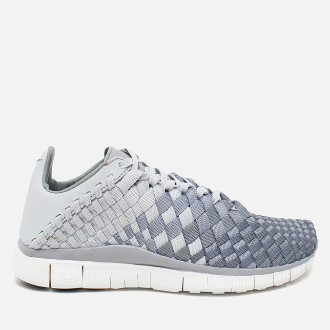 Женские кроссовки Nike Free Inneva Woven Pure Platinum/Wolf Grey