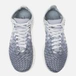 Nike Free Inneva Woven Women's Sneakers Pure Platinum/Wolf Grey photo- 4