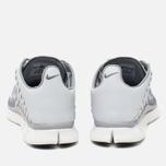Nike Free Inneva Woven Women's Sneakers Pure Platinum/Wolf Grey photo- 3