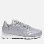 Женские кроссовки Nike Internationalist Jacquard Metallic Silver/Pure Platinum фото- 0