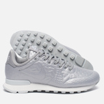 Женские кроссовки Nike Internationalist Jacquard Metallic Silver/Pure Platinum фото- 1
