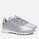 Женские кроссовки Nike Internationalist Jacquard Metallic Silver/Pure Platinum фото- 2