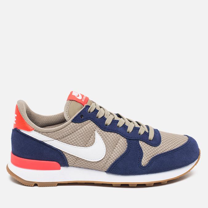 Женские кроссовки Nike Internationalist Loyal Blue/White/Bamboo