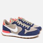 Женские кроссовки Nike Internationalist Loyal Blue/White/Bamboo фото- 1