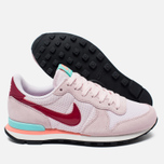 Женские кроссовки Nike Internationalist Pearl Pink/Noble Red/Hyper Turq фото- 2