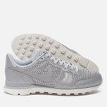 Женские кроссовки Nike Internationalist Premium Metallic Platinum/Sail/Pure Platinum фото- 2