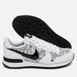 Женские кроссовки Nike Internationalist Print White/Black фото- 2