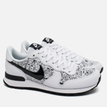 Женские кроссовки Nike Internationalist Print White/Black фото- 1