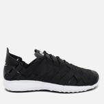 Nike Juvenate Woven Women's Sneakers Black/White photo- 0