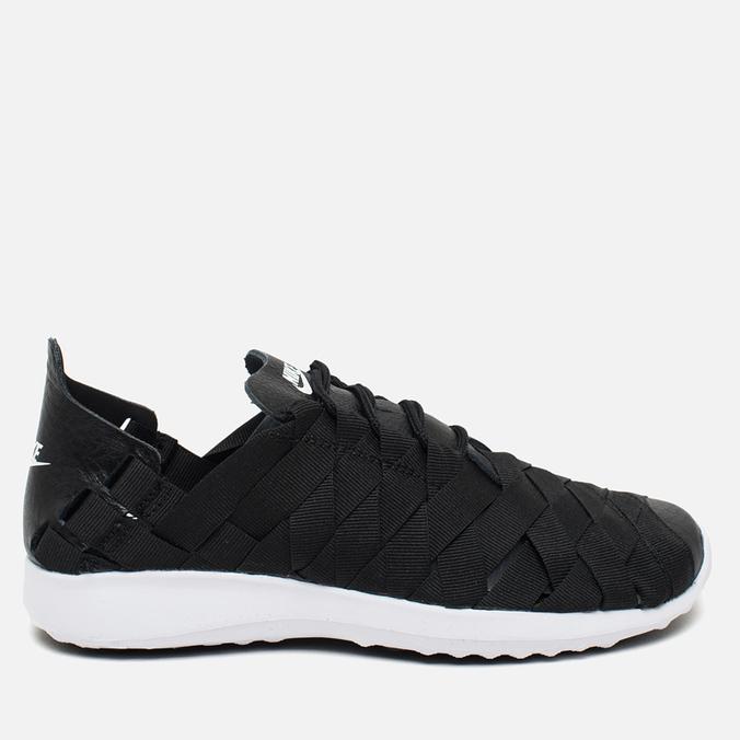 Женские кроссовки Nike Juvenate Woven Black/White