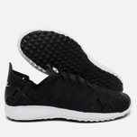 Nike Juvenate Woven Women's Sneakers Black/White photo- 2