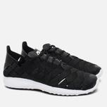 Женские кроссовки Nike Juvenate Woven Black/White фото- 1