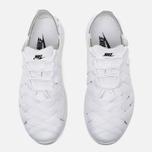 Nike Juvenate Woven Women's Sneakers White/Black photo- 4