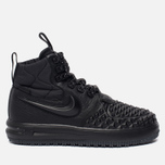 Женские кроссовки Nike Lunar Force 1 Duckboot '17 Black/Black/White фото- 0