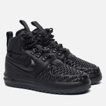 Женские кроссовки Nike Lunar Force 1 Duckboot '17 Black/Black/White фото- 1