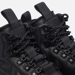 Женские кроссовки Nike Lunar Force 1 Duckboot '17 Black/Black/White фото- 5