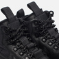 Женские кроссовки Nike Lunar Force 1 Duckboot '17 Black/Black/White фото - 5