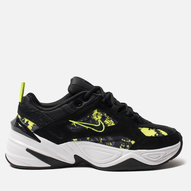Женские кроссовки Nike M2K Tekno Black/Anthracite/Hyper Pink/White