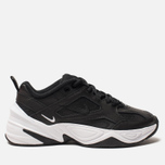 Женские кроссовки Nike M2K Tekno Black/Black/White фото- 0