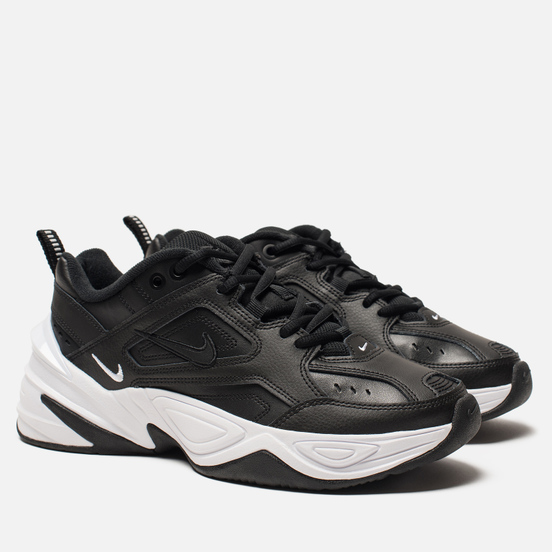 Женские кроссовки Nike M2K Tekno Black/Black/White
