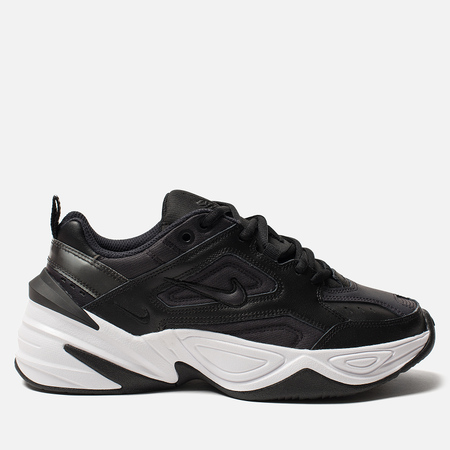 Женские кроссовки Nike M2K Tekno Black/Oil Grey/White