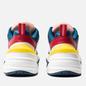 Женские кроссовки Nike M2K Tekno Blue Force/Summit White/Chrome Yellow фото - 2